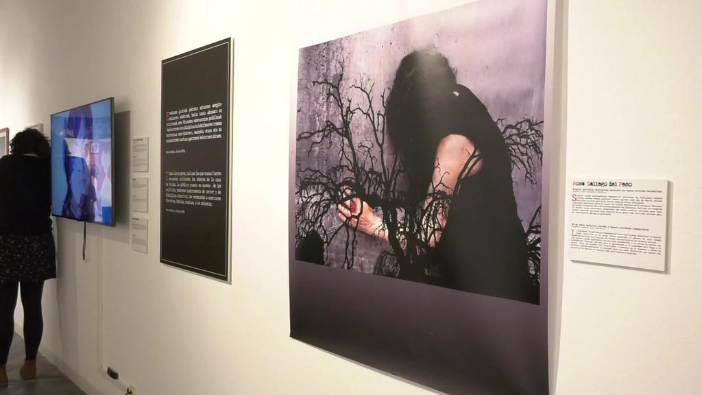 51 emakume artisten erakusketa Emakumeen Kontrako Indarkeriaren Aurkako astean