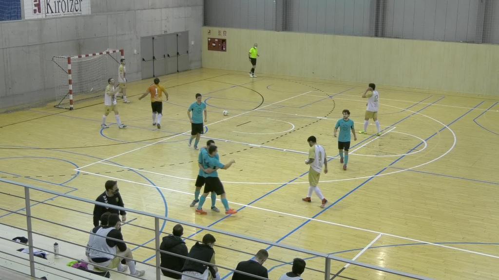Bigarren zatian bi gol jasota 1-3 galdu zuen Tolosalak Labastidaren aurka