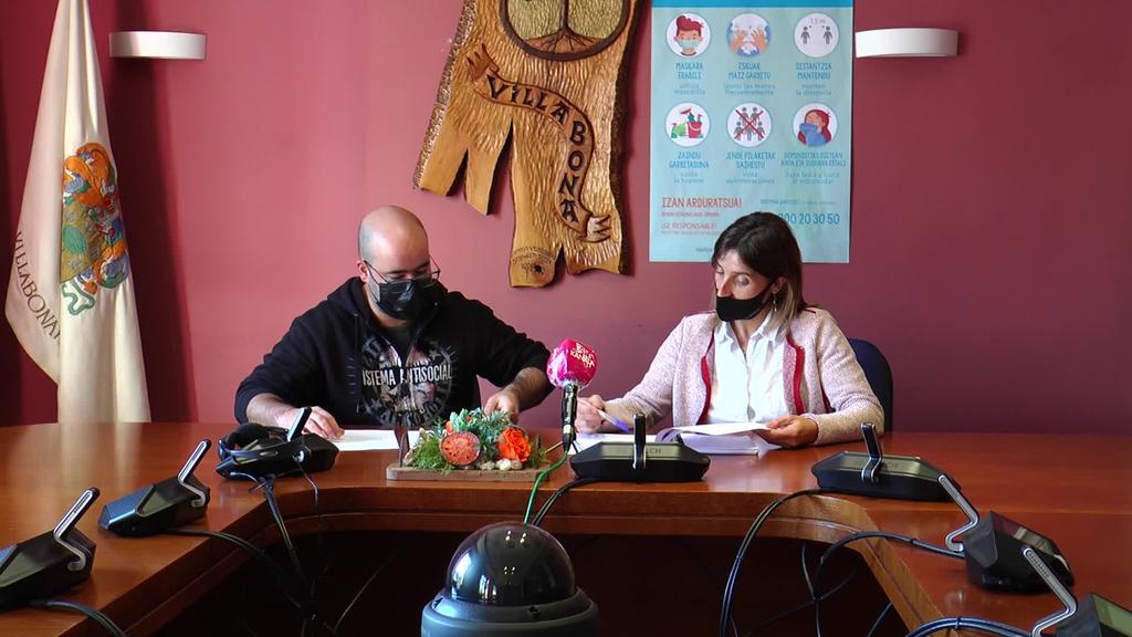 Aurkeztutako aurrekontuak inoizko sozialenak direla adierazi dute Amasa-Villabonako Udaletik