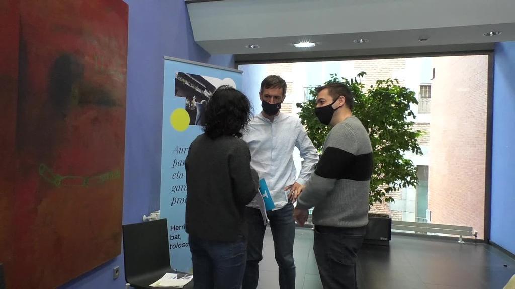 Tolosatzen aliantzan, herritarrek eginiko zenbait proposamen aurrekontu proiektuan txertatu ditu Tolosako Udalak