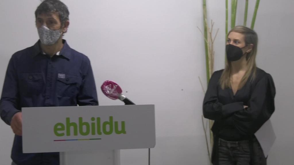 """Tolosako EH Bildu: """"Ulergaitza egiten zaigu gobernu  taldeak begi txarrez ikustea gure oposizio lana"""""""