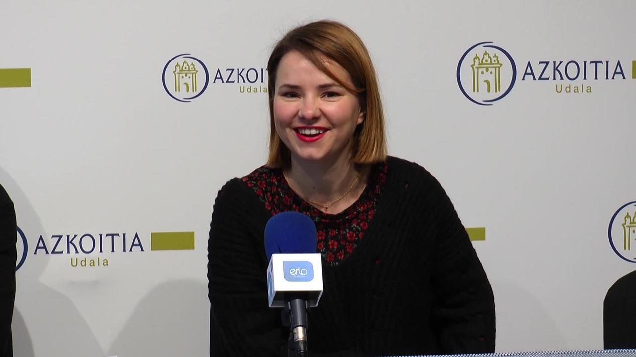 Larunbatean 'Rita' antzezlana izango da Azkoitiko Baztartxo antzokian