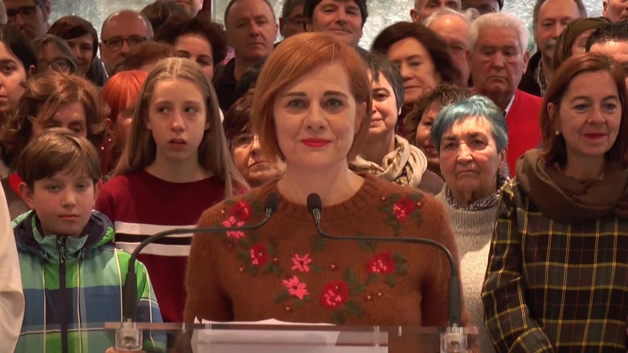 Itziar Murua izango da EH Bilduren alkategaia datozen udal hauteskundeetan