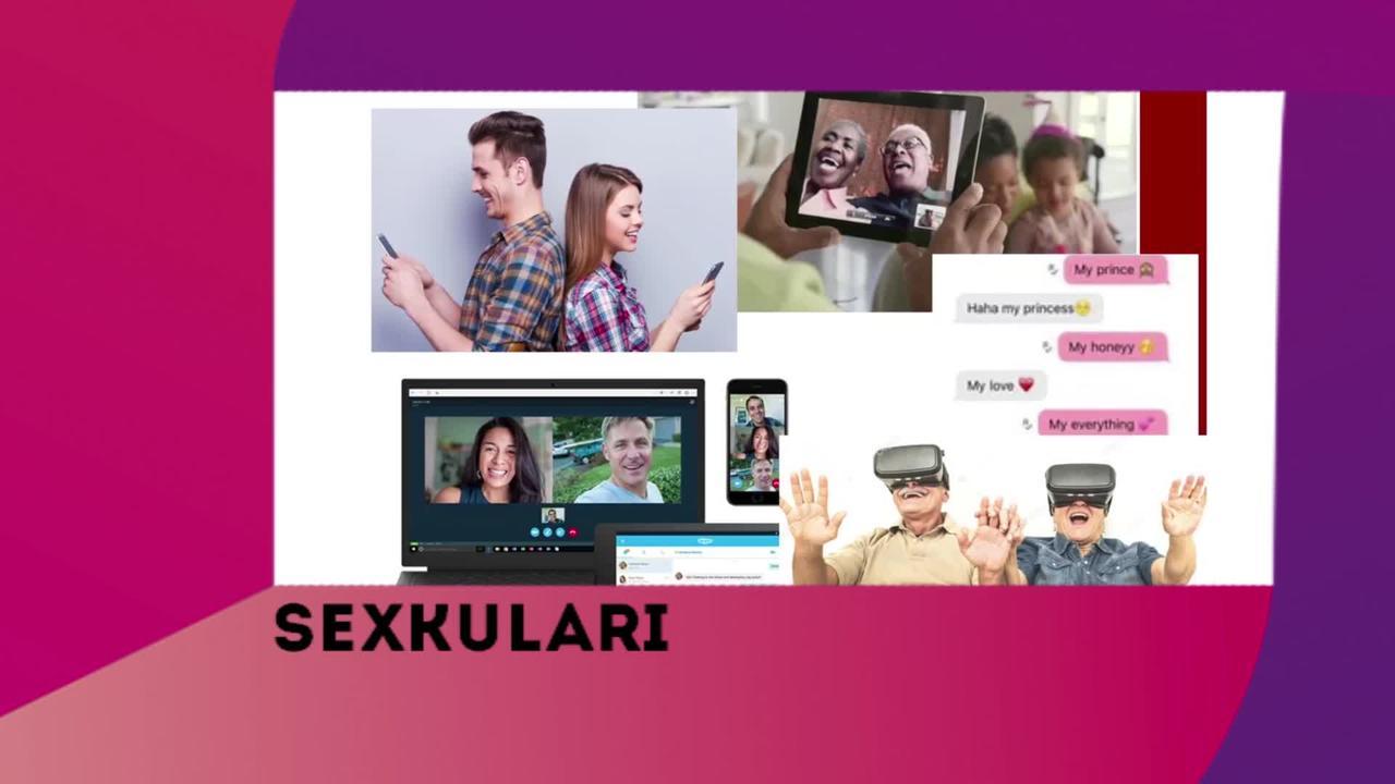 Teknologia berriak gure sexualitatean