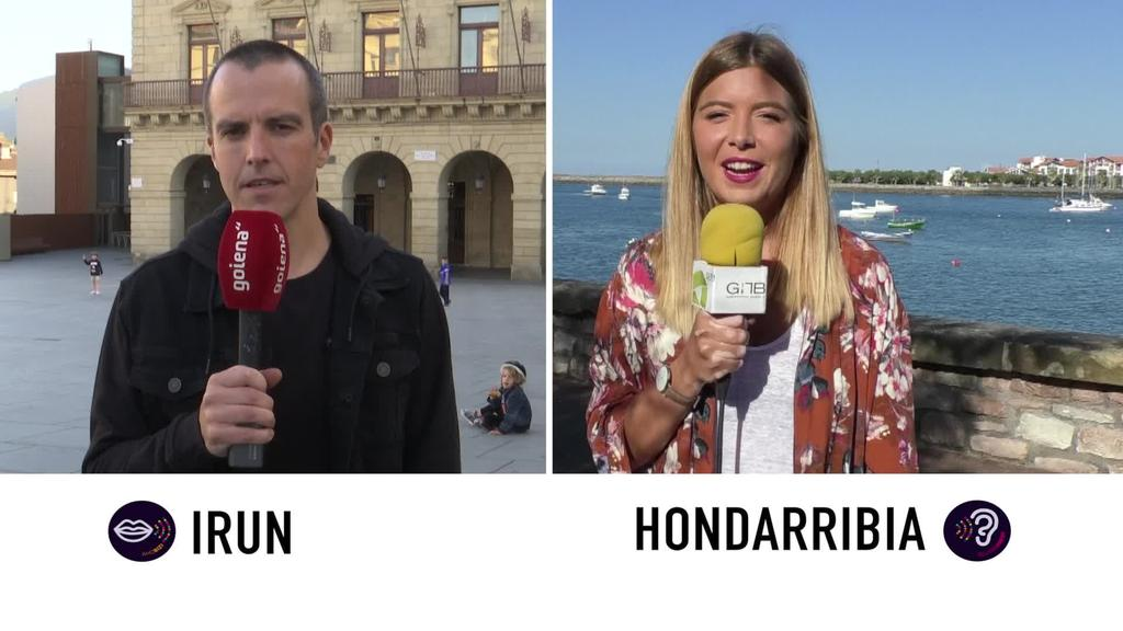 'Euskaraldia', 5. atala: Irun eta Hondarribia