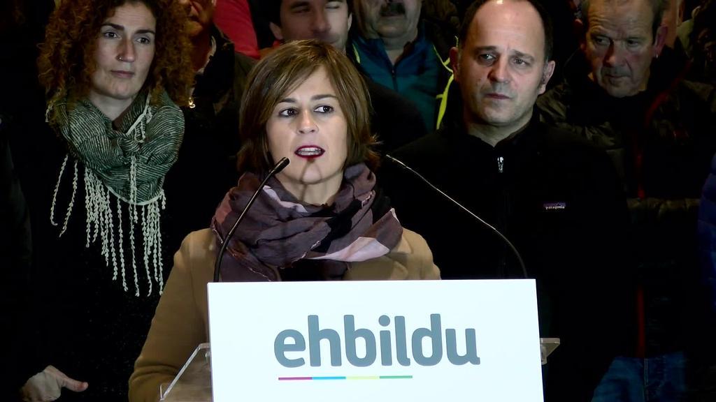 Nagore Alkorta izango da EH Bilduren alkategaia datozen udal hauteskundeetan