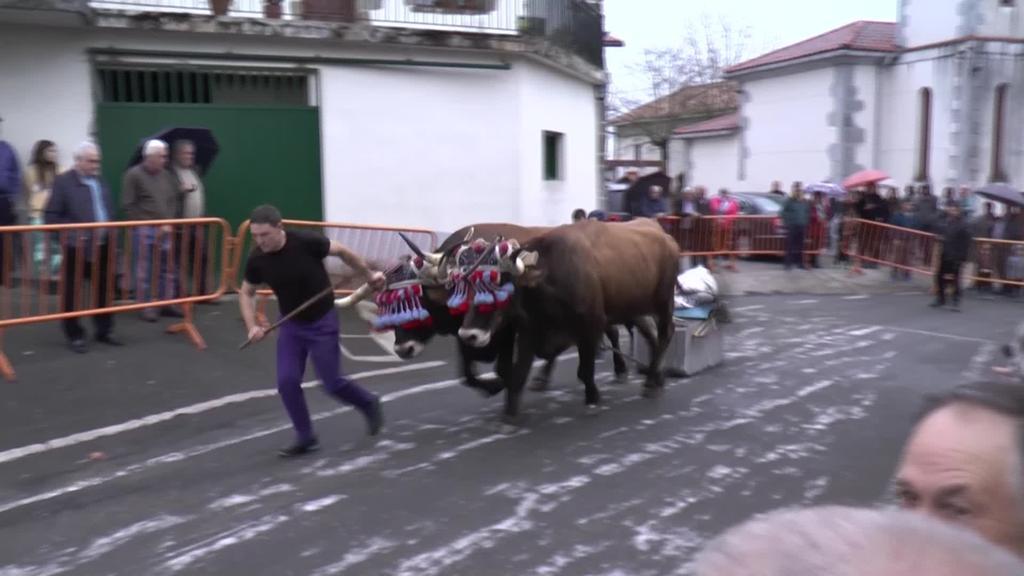 San Martin eguna Urdaneta auzoan
