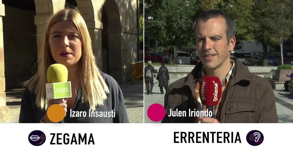 Euskaraldia - Zegama eta Orereta