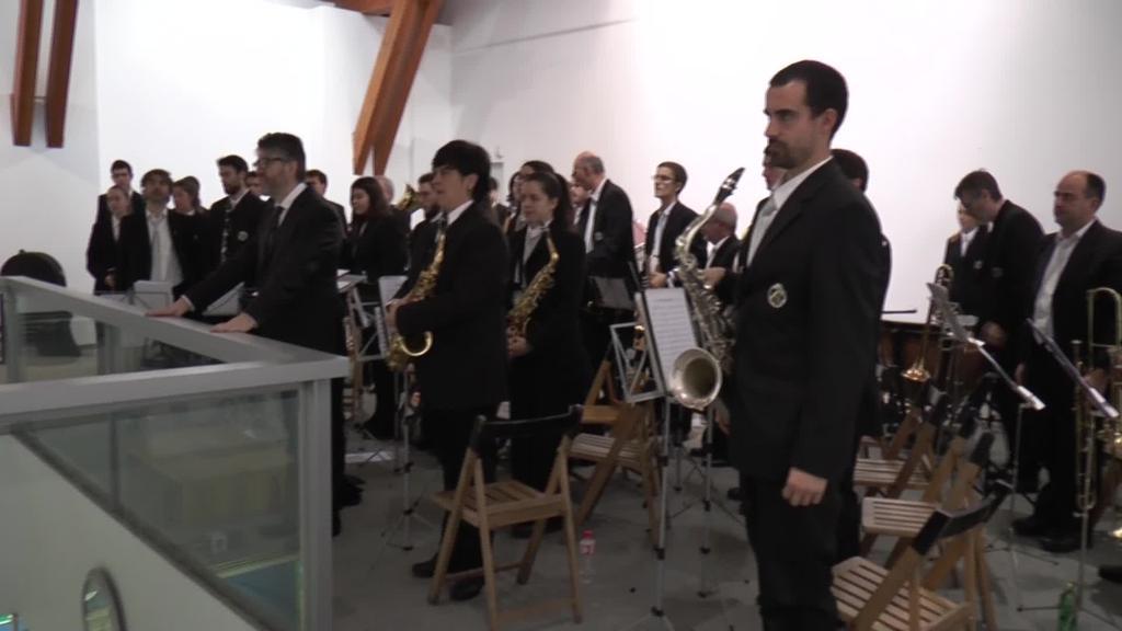 Zarauzko Musika Bandaren Santa Zeziliako Kontzertua