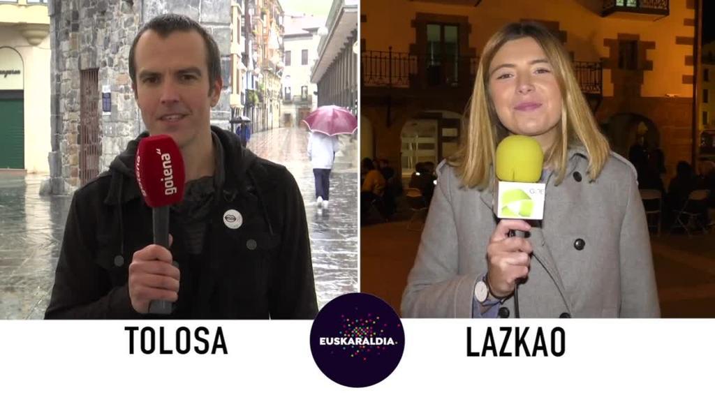 Euskaraldia - Tolosa eta Lazkao