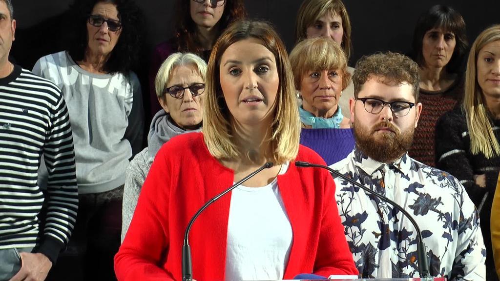 Ainara Goenaga izango da EH Bilduren alkategaia datozen udal hauteskundeetan