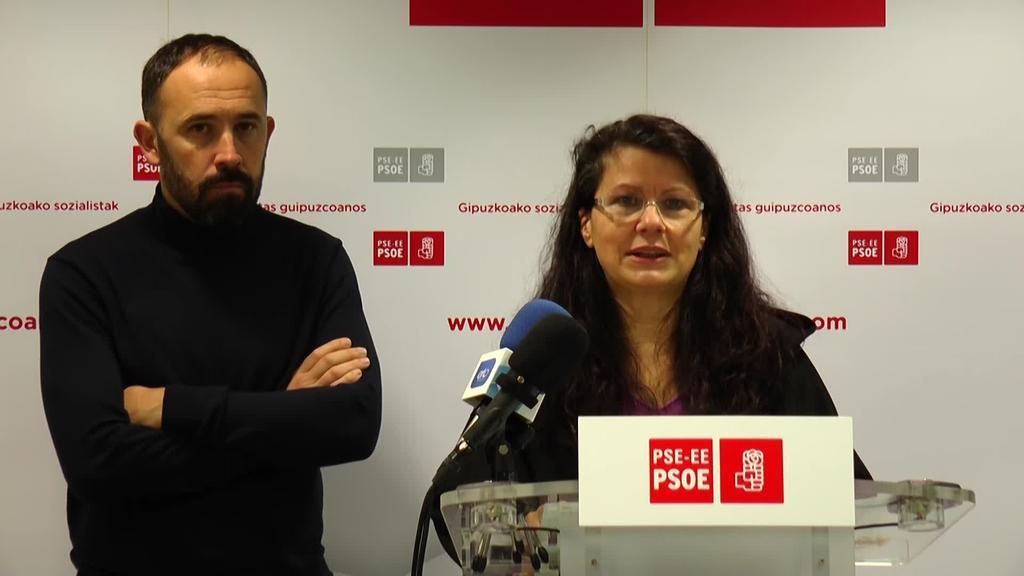 Gloria Vazquez izango da  Zarauzko PSE-EEko alkategaia