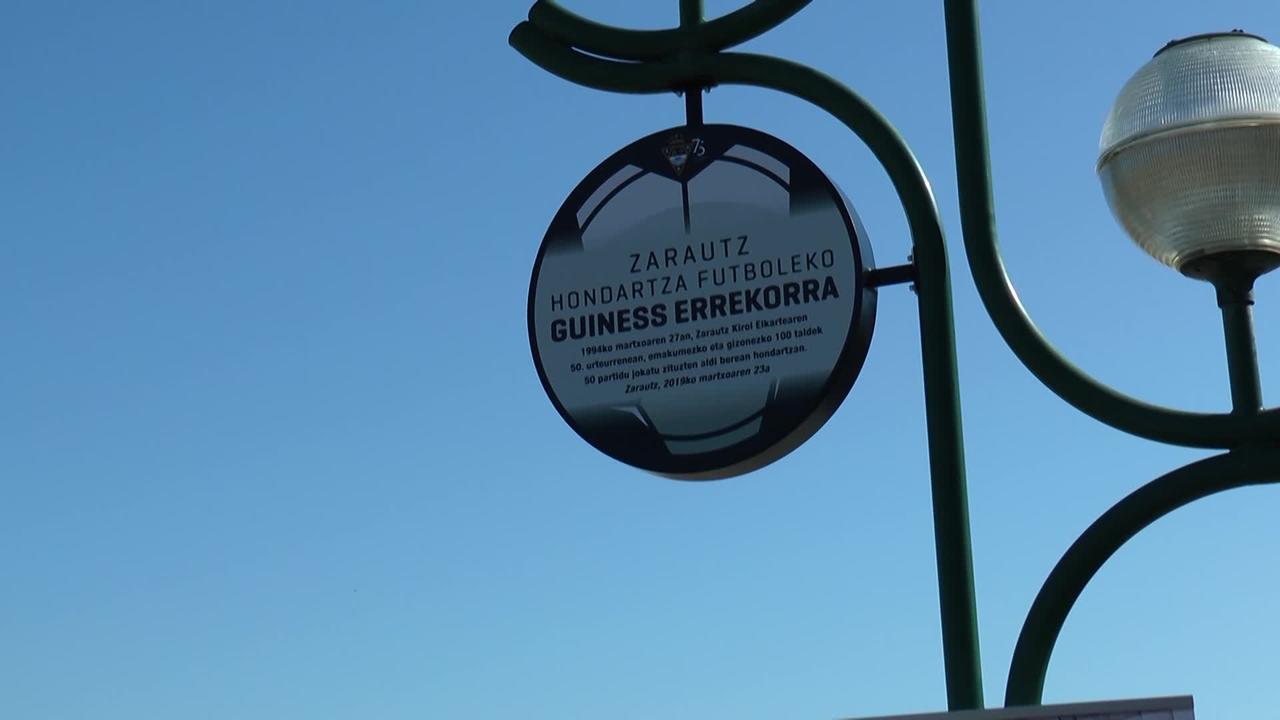 ZKEren 75. urteurrena eta 25 urteko Guinness errekor marka