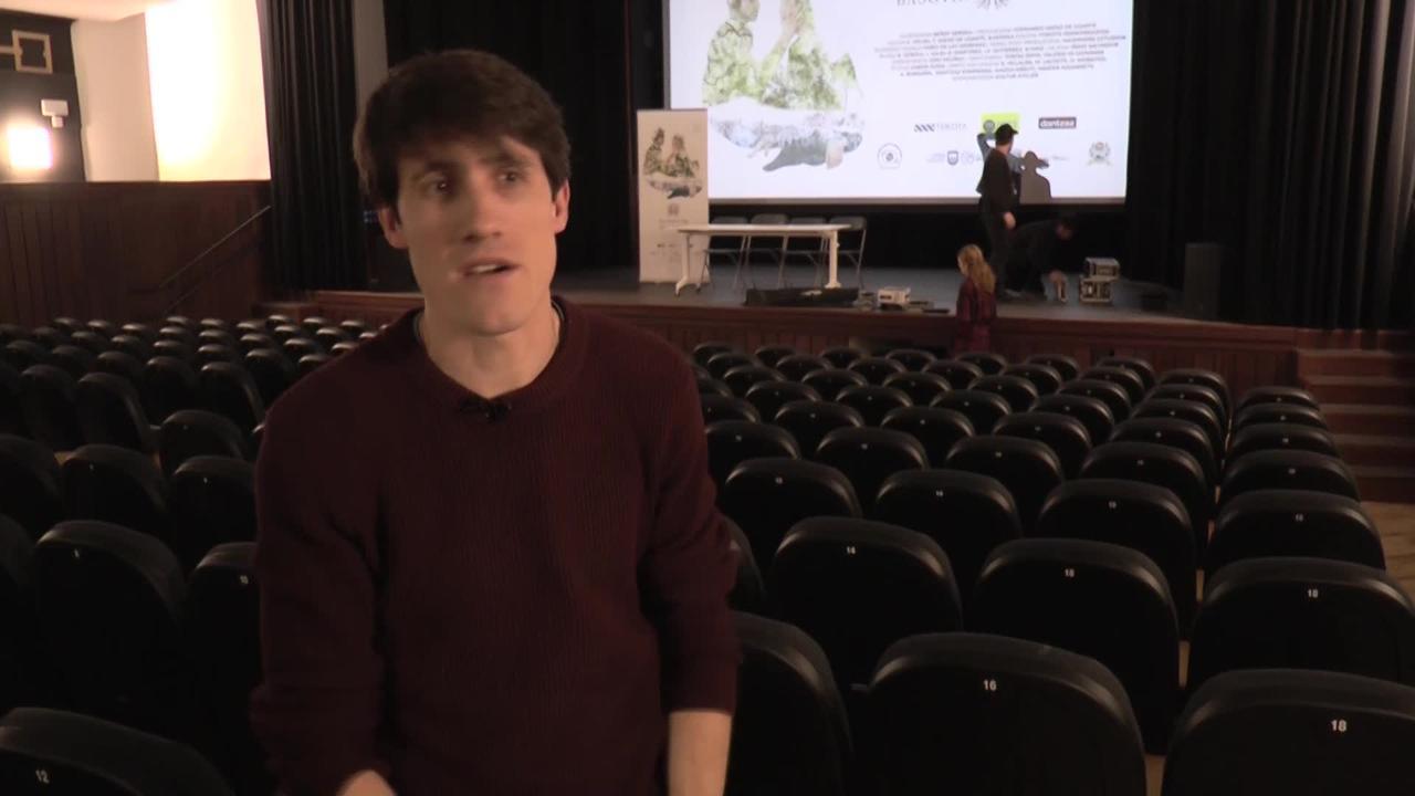 """Beñat Gereka  """"Basotik Itsasora""""dokumentalaren zuzendariari  elkarrizketa"""