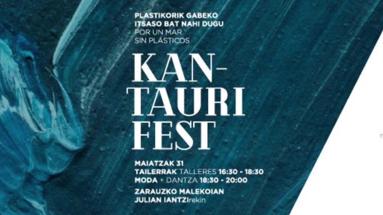 'Kantaurifest', arropa jasangarriaren inguruko festa  ospatuko dute maiatzaren 31n
