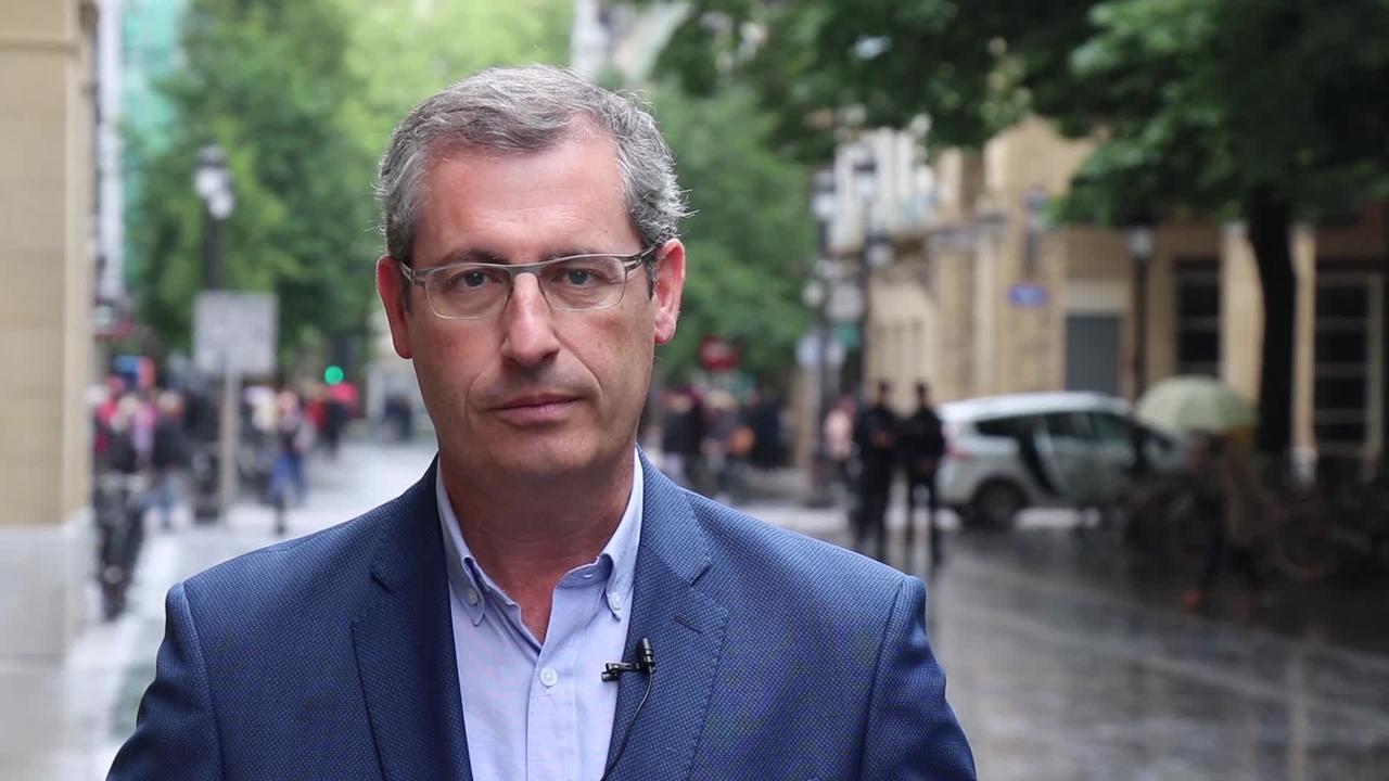"""Markel Olano """"hauteskundeen emaitza borobila izan da"""""""