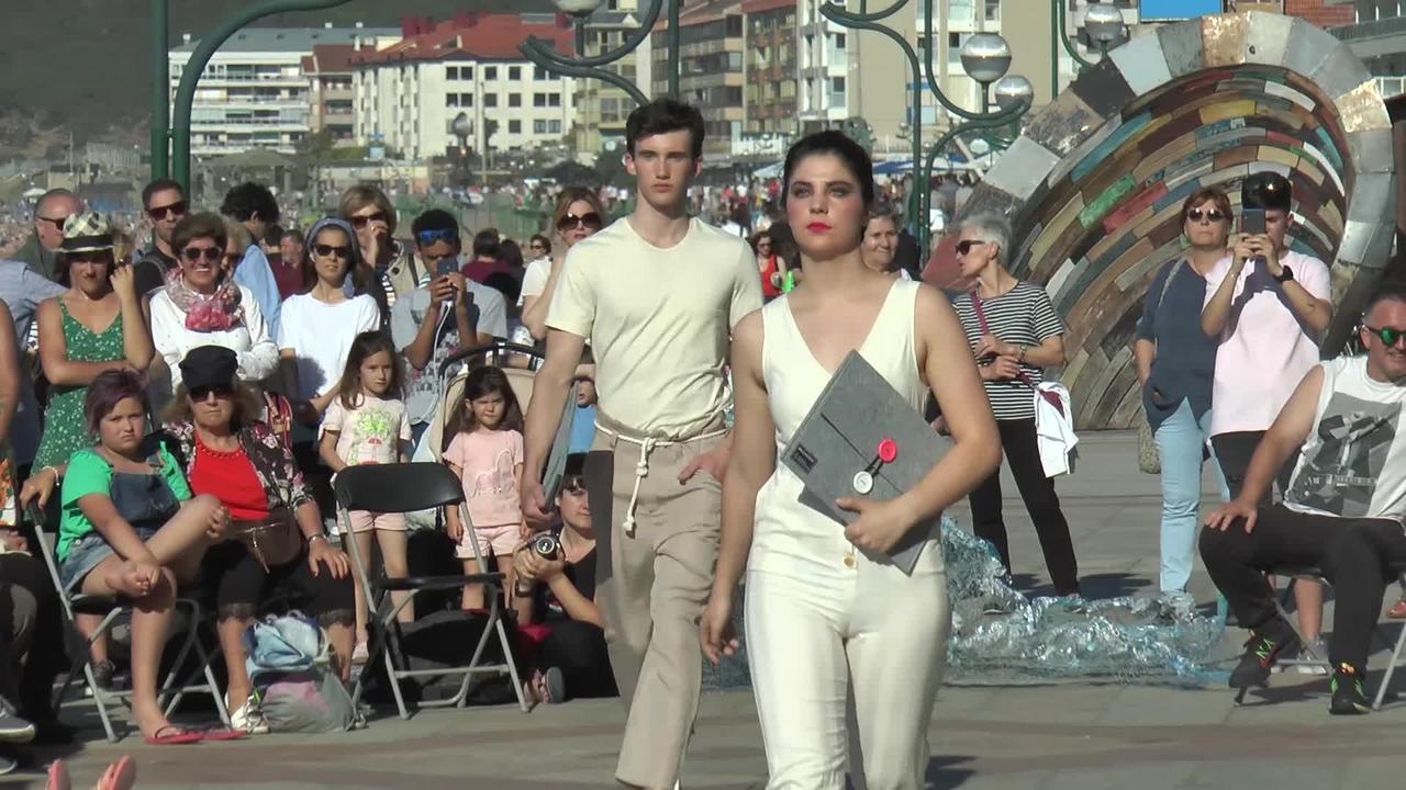 Kantaurifest, arropa jasangarriaren moda desfilea