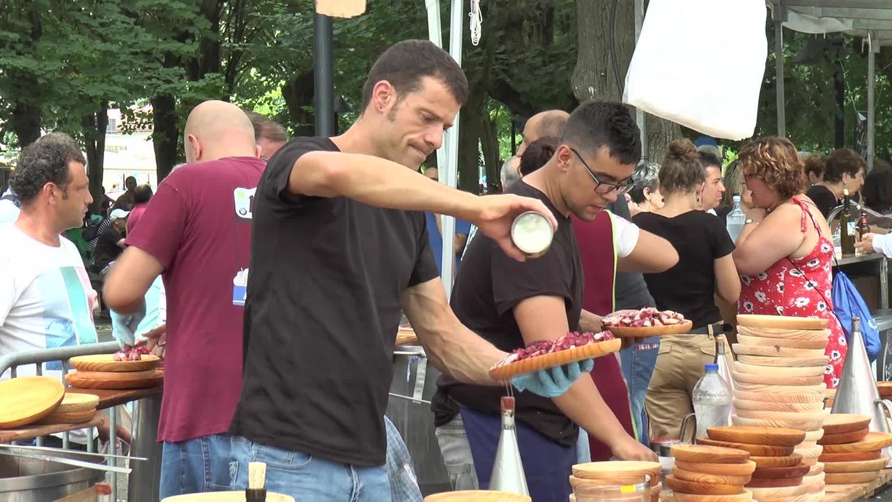Galiziako eguna ospatu zen pasaden asteburuan