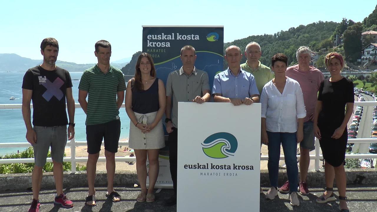 Irailaren 28an ospatuko den Euskal Kosta Kroserako izen-ematea zabalik da
