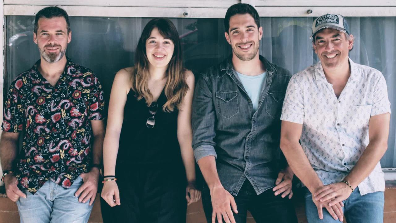 Serious Business musika taldeari elkarrizketa