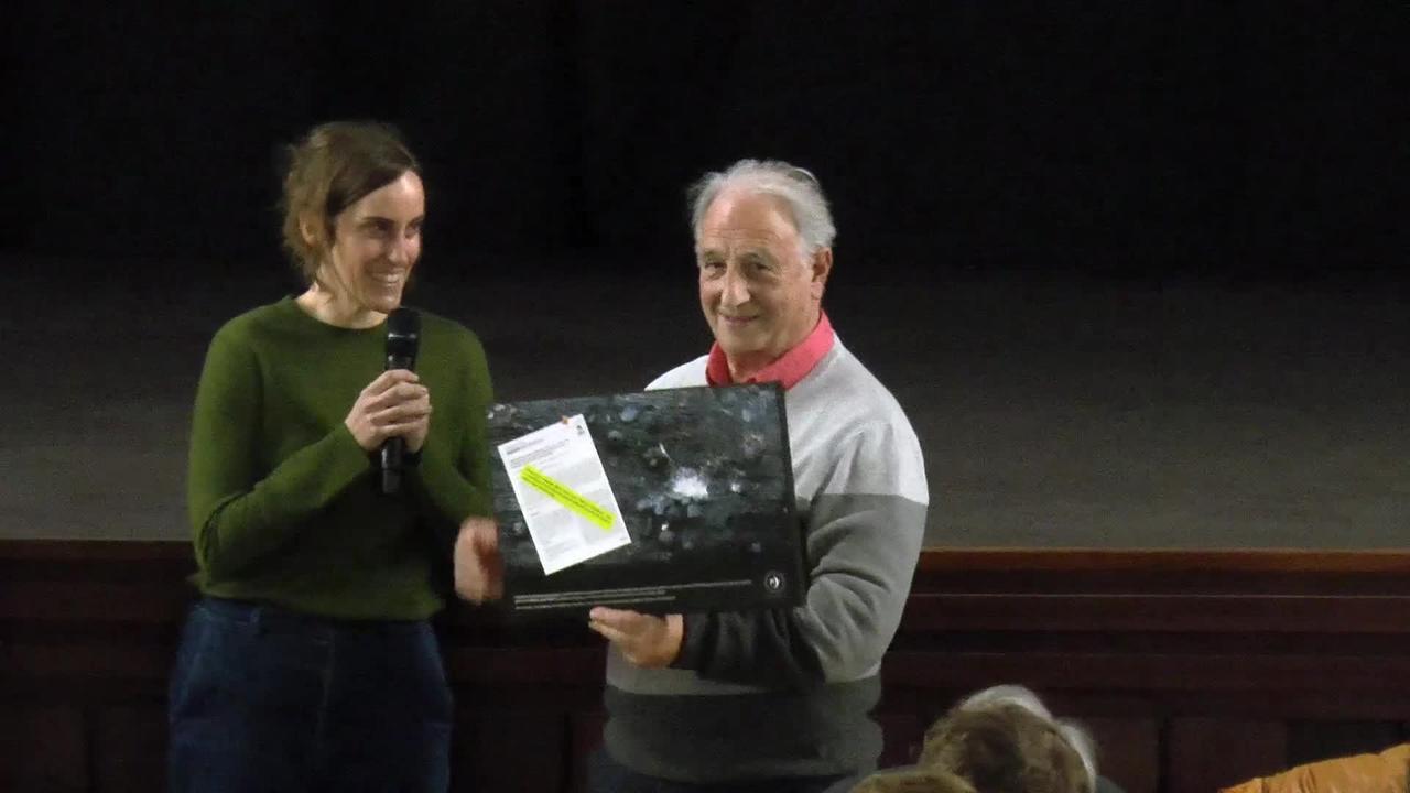 Arkamurka Natura Elkartearen 50. urteak jasotzen dituen  dokumentalaren estreinaldia
