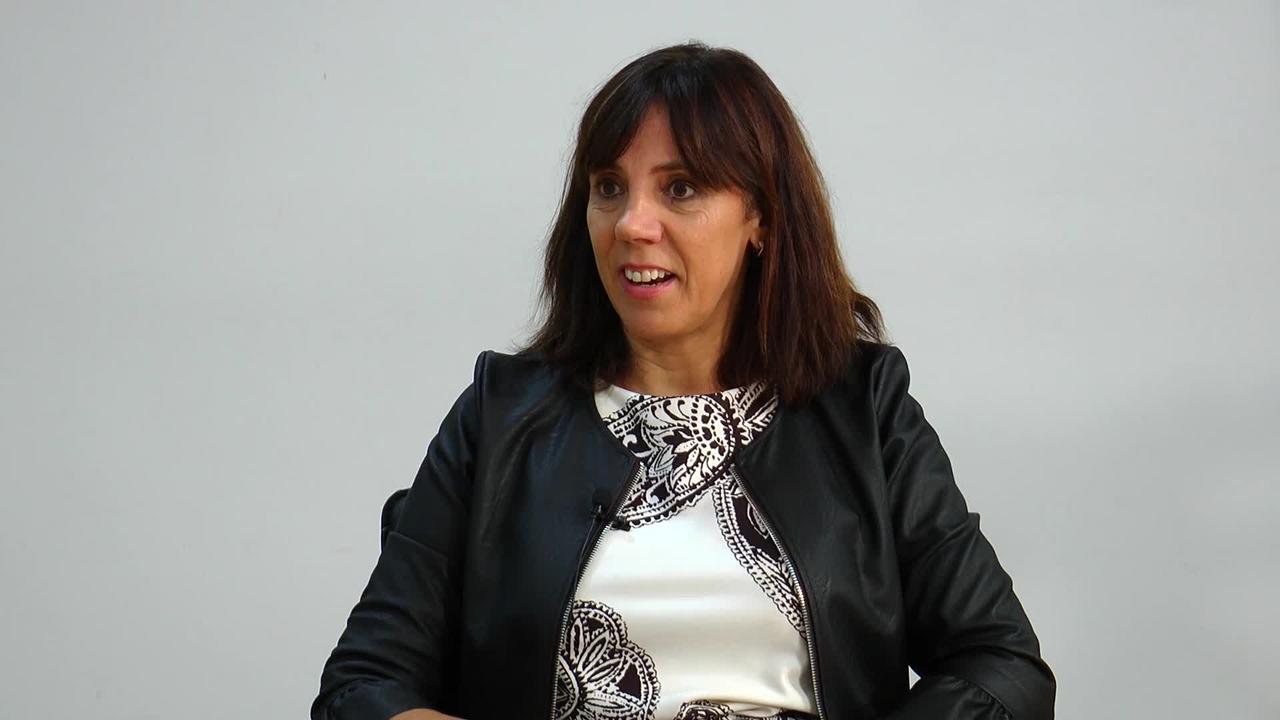 Lourdes Salsamendi, Urola Kostako Udal Elkarteko lehendakariari elkarrizketa