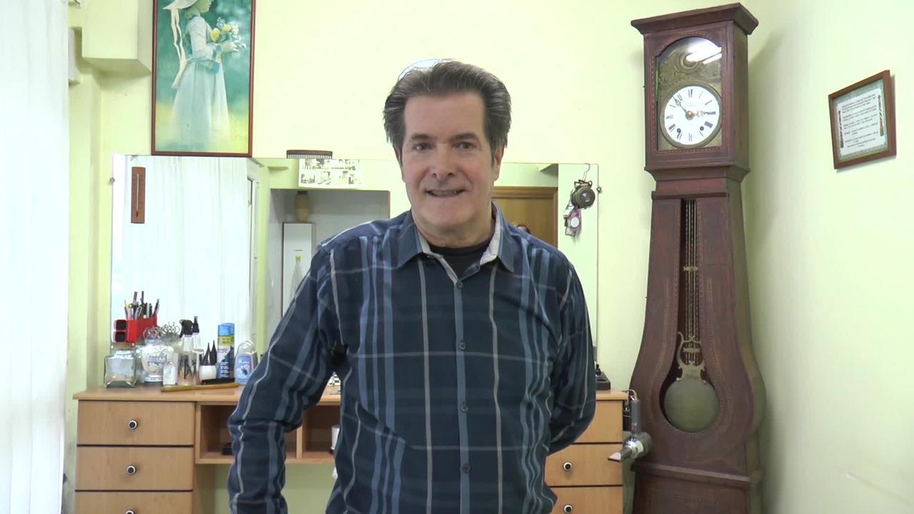 Valentin Malmasoro ile-apaintzaileari elkarrizketa