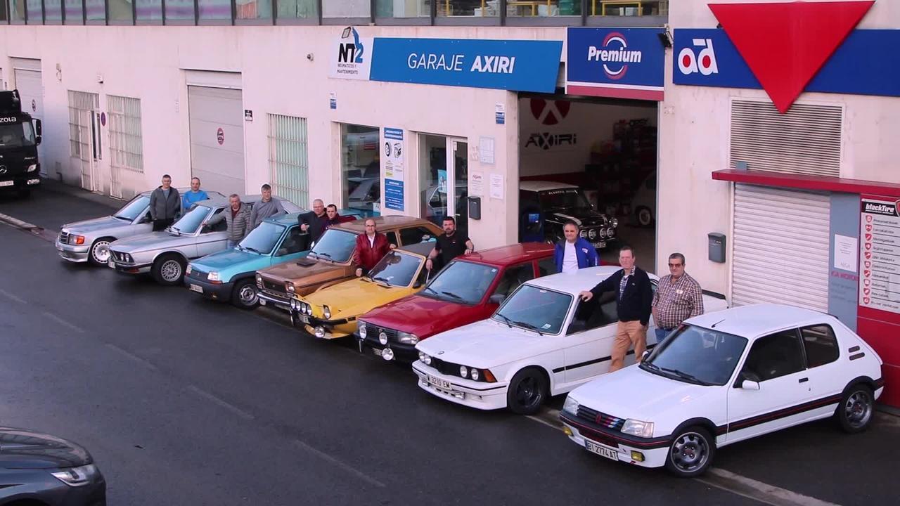 Bailarako 12 autok hartuko dute parte On-Bosko rallyan