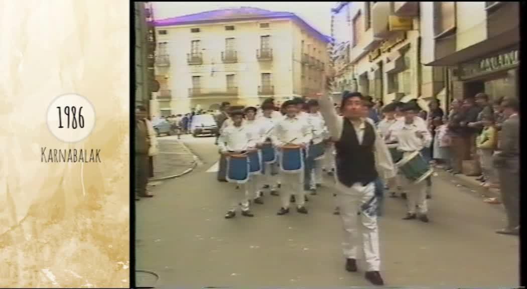 Atzera begira karnabalak 1986