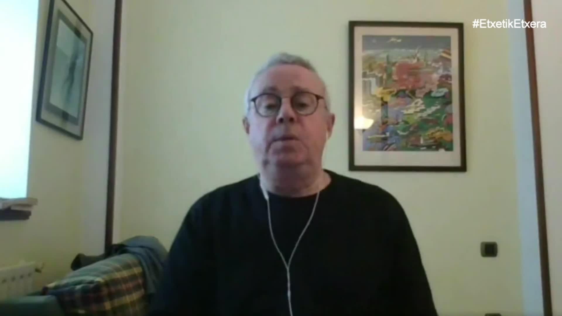 Mikel Alvarez mikrobiologoari elkarrizketa