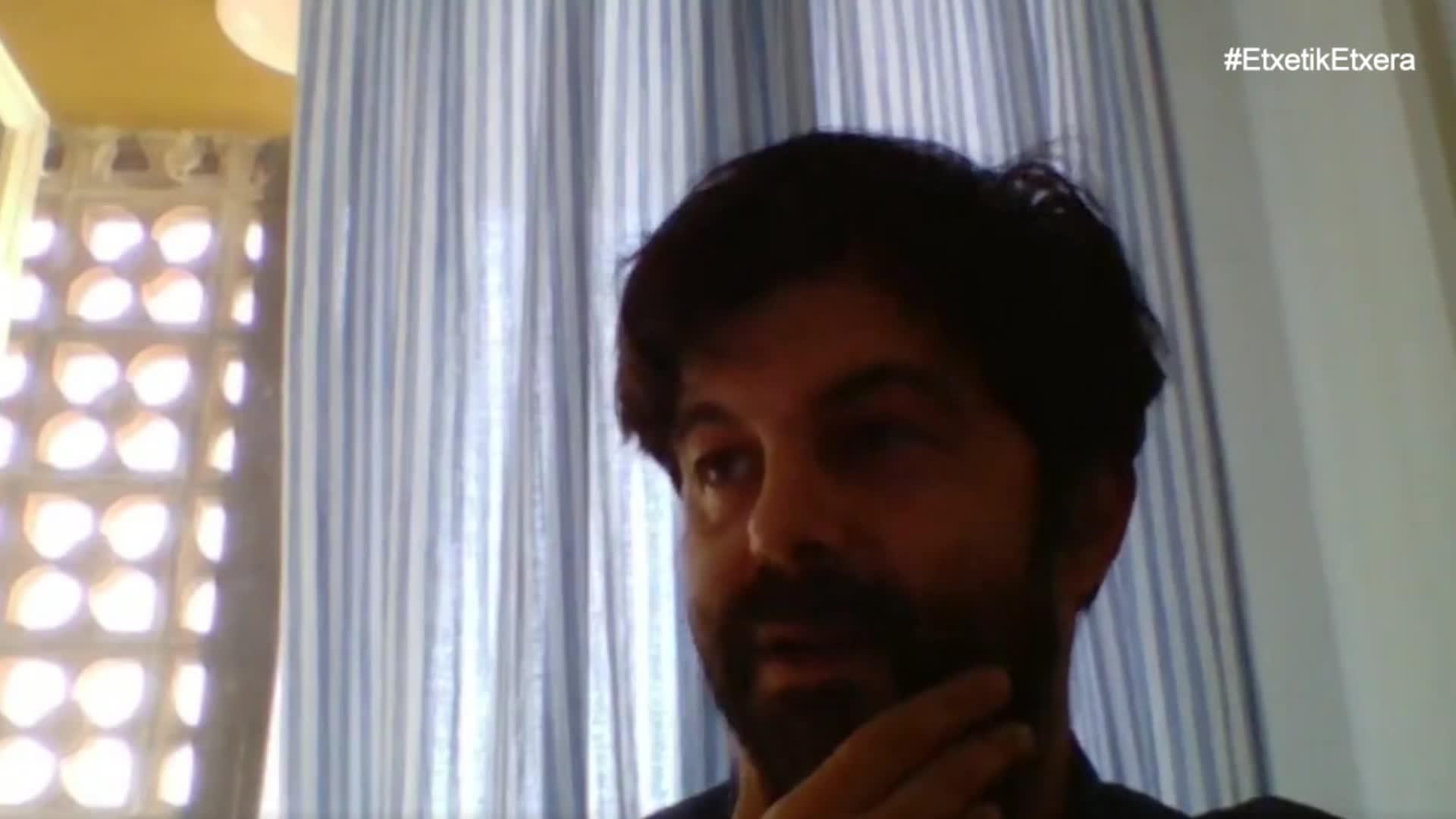 Etxetik etxera, Imanol Agirre