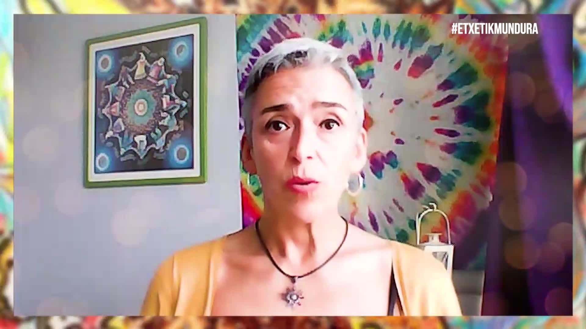 Miriam Mendozaren ipuina, etxetik mundura