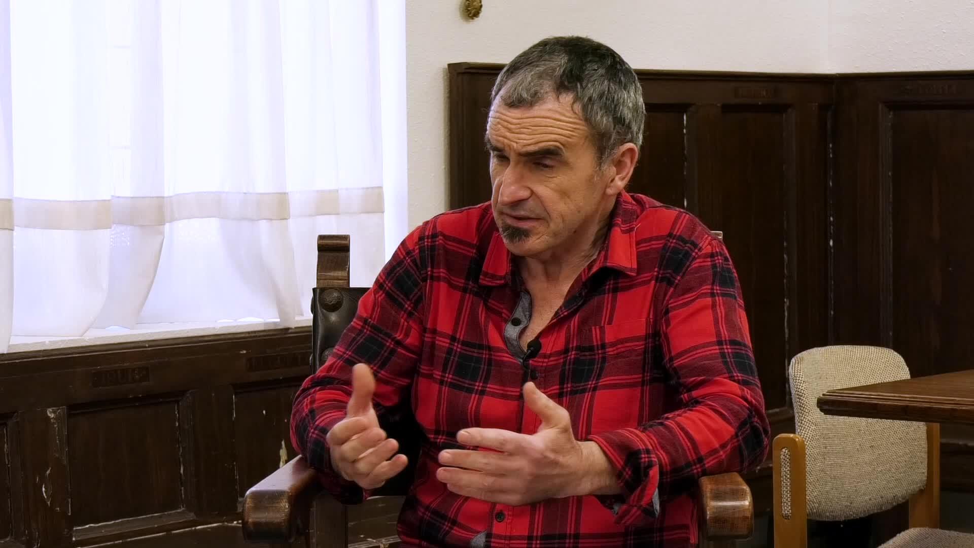 Mikel Arregi elkarrizketa