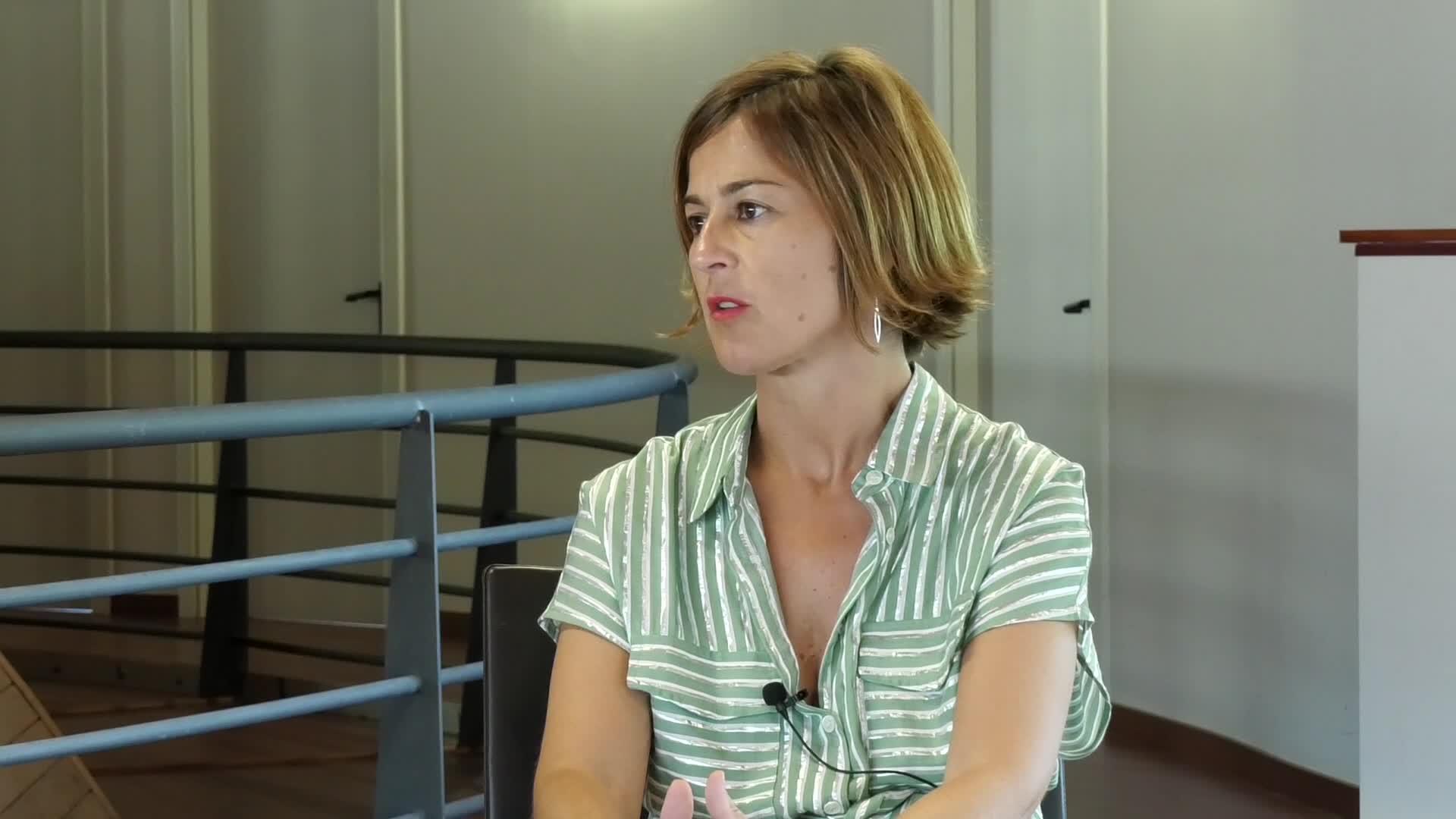 Nagore Alkorta, elkarrizketa