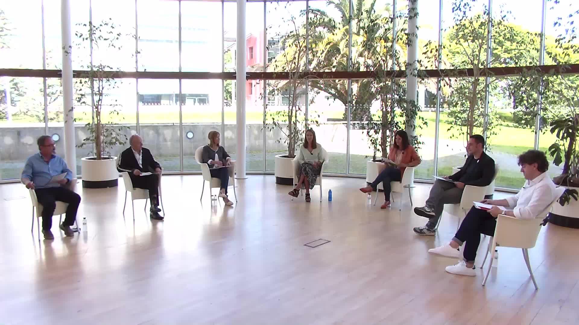 Mahaingurua: Eusko Legebiltzarrerako hauteskundeak 2020
