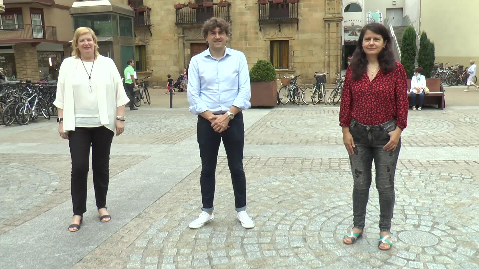 Turismo jasangarriaren aldeko proposamena egin du PSE-EEk