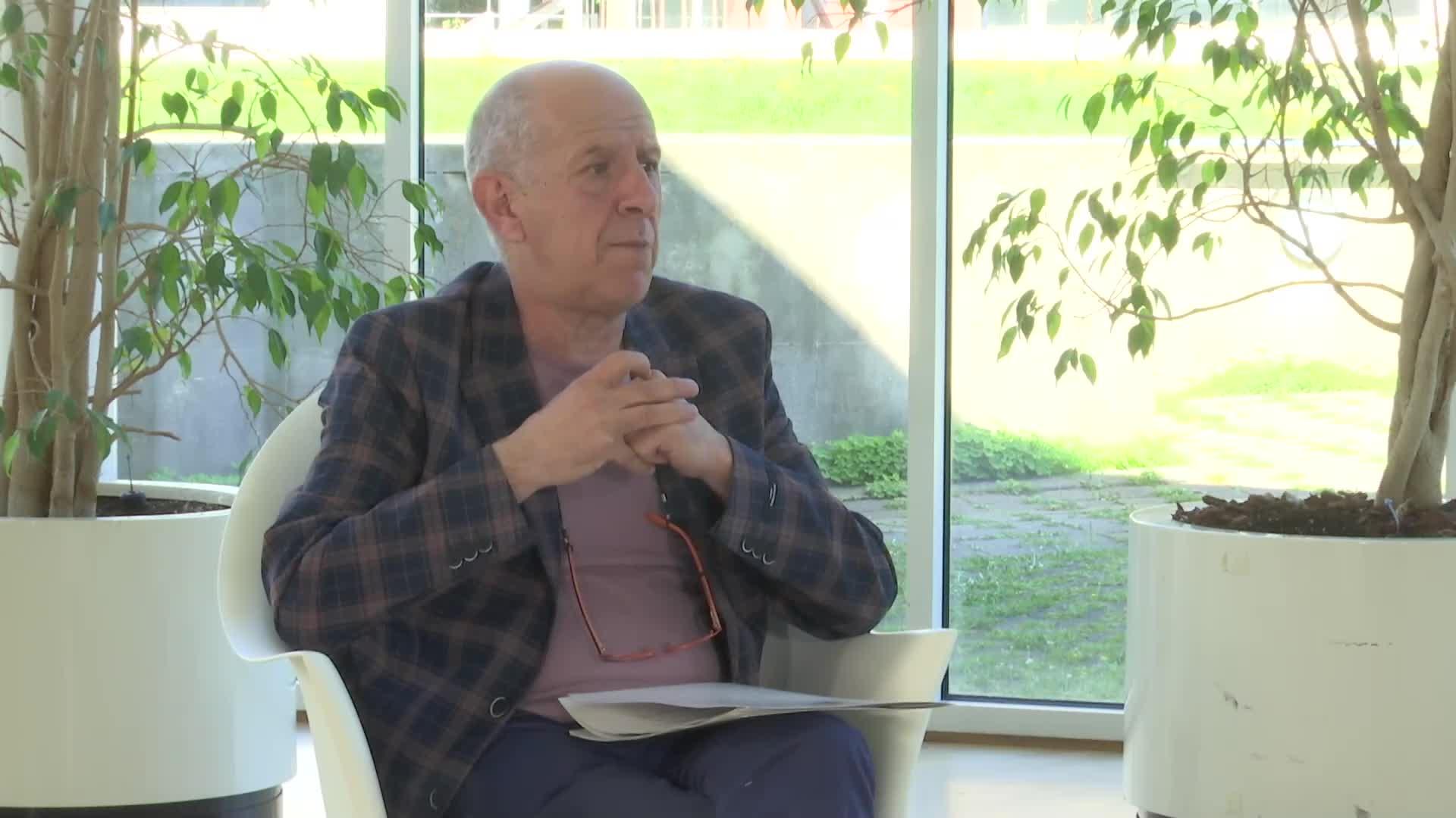 Josetxo Arrietari (Elkarrekin Podemos-IU ) elkarrizketa