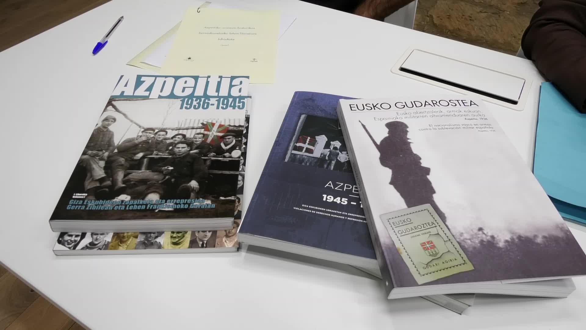 Martxan da Azpeitiko oroimen historikoa berreskuratzeko lehen literatura lehiaketa