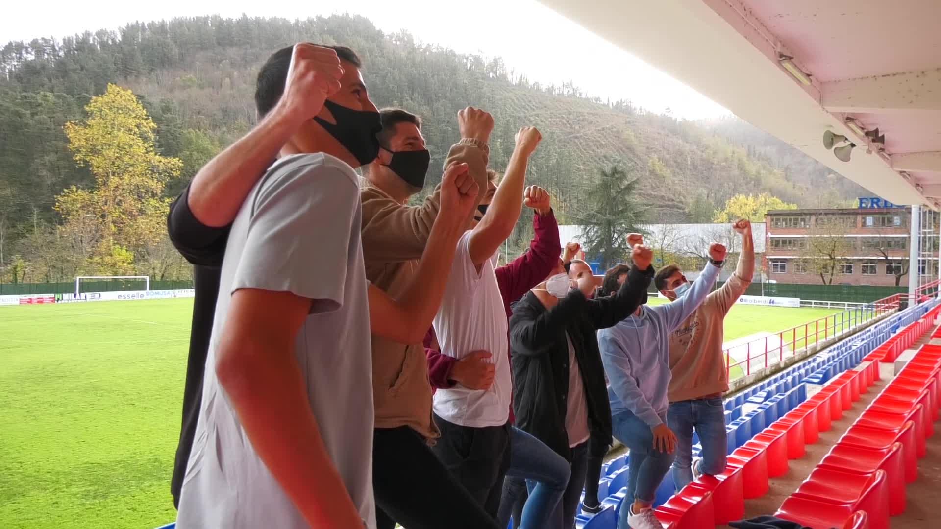 Anaitasunak Getaferen aurka jokatuko du Errege Kopako kanporaketa