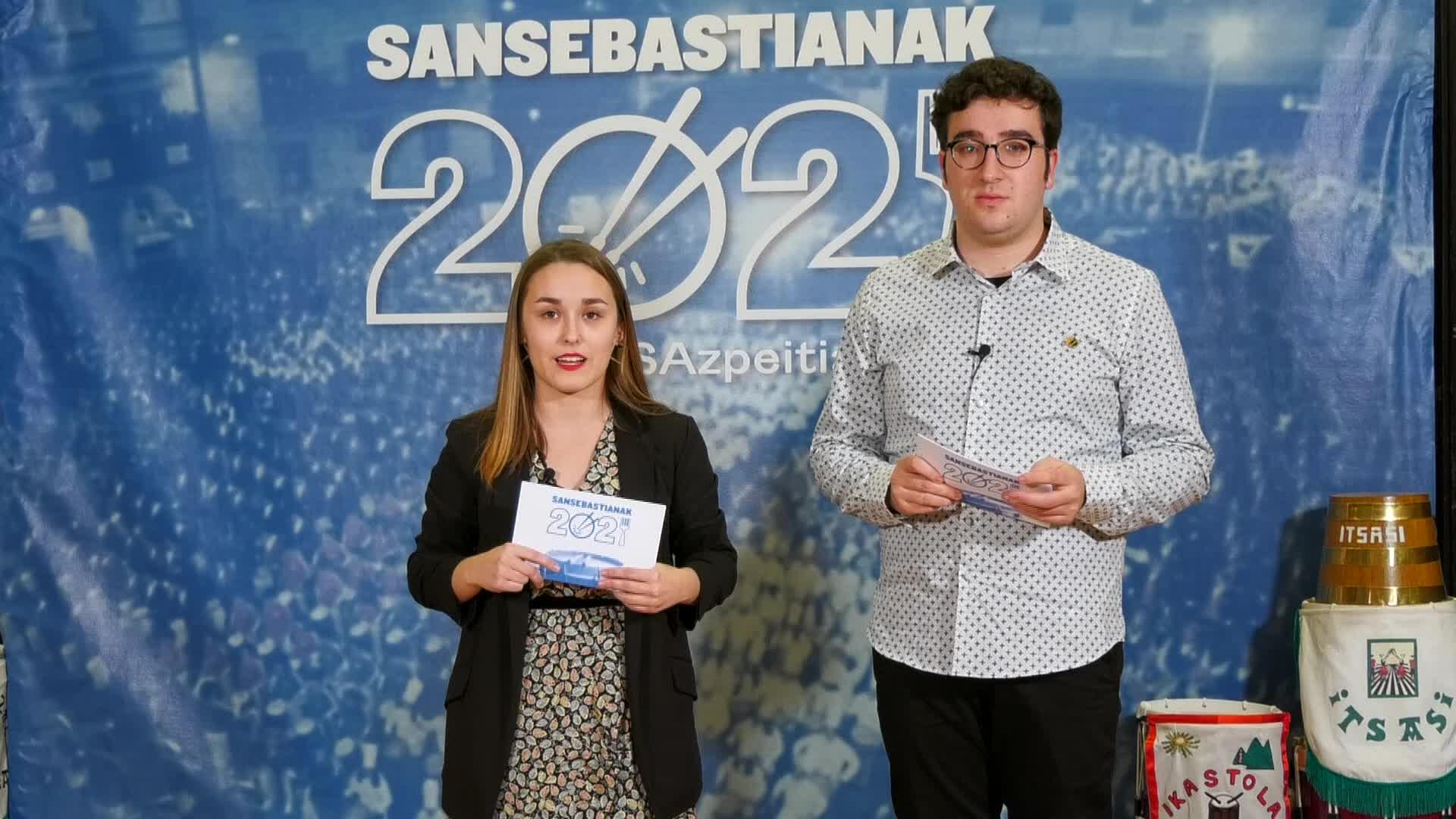 San Sebastianak 2021