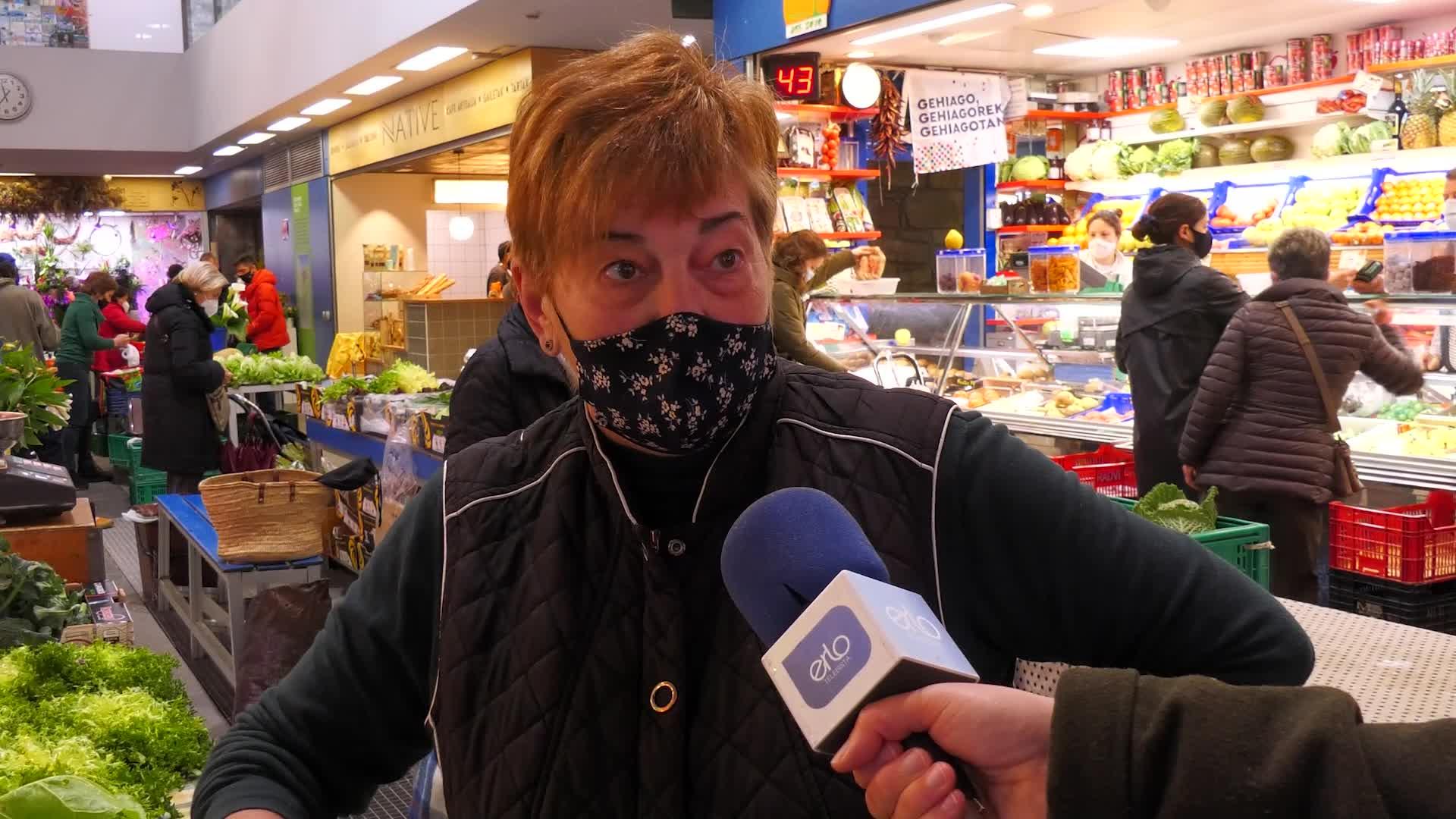 Kale inkesta: zer ari dira egiten zarauztarrak eremu gorritik urrun mantentzeko?