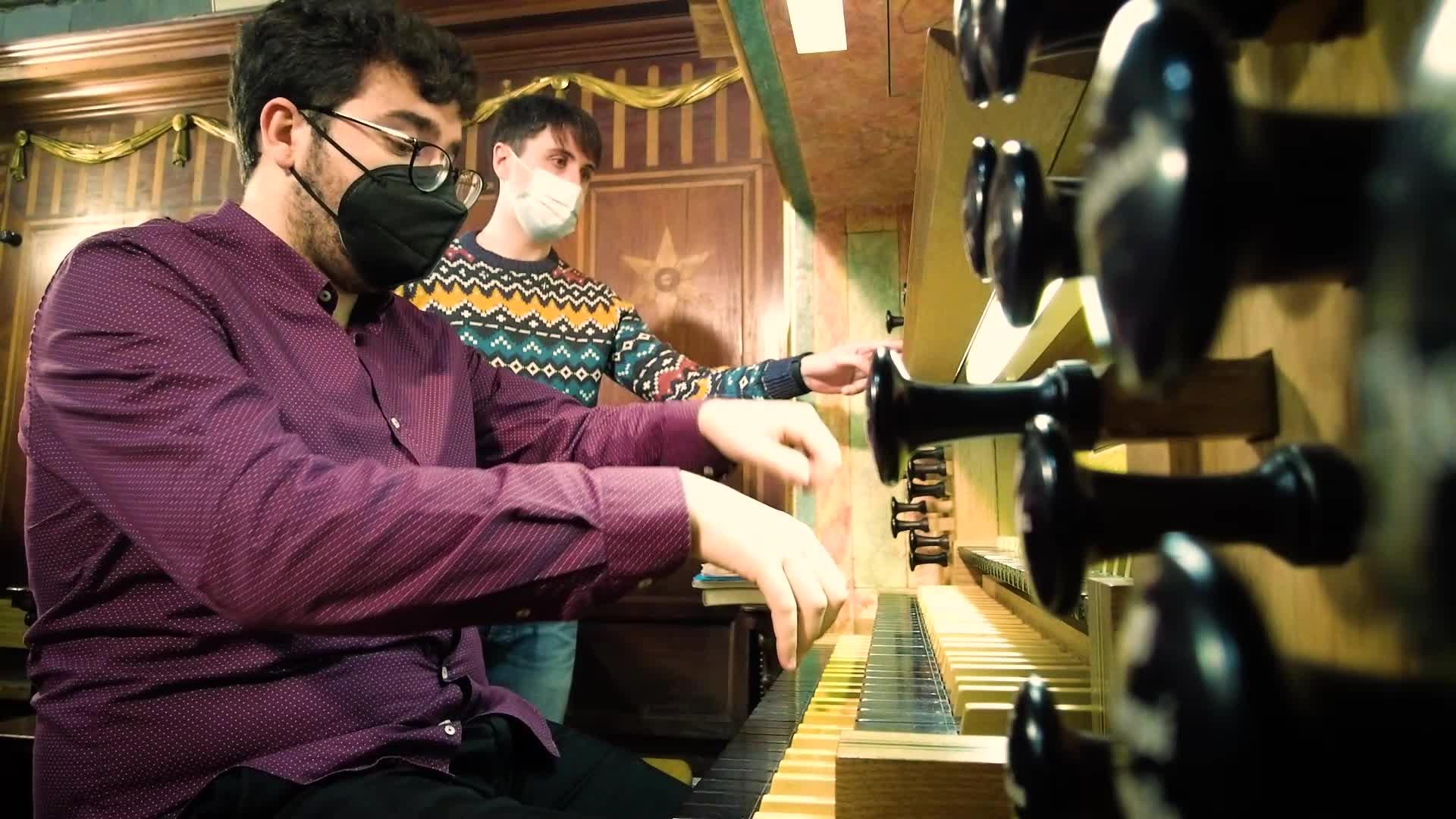 Ignacio Arakistain organista