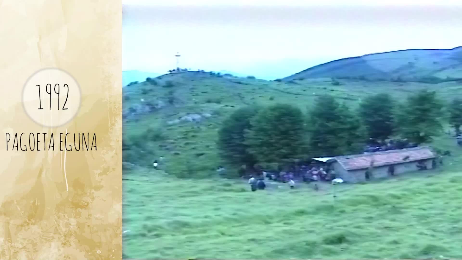 Atzera Begira, Pagoeta Eguna 1992