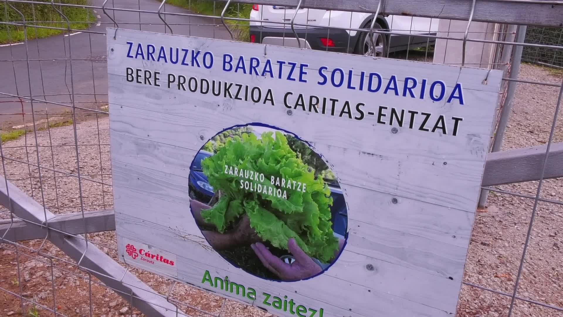 Baratze solidarioan parte hartuko du Jolas enpresak.