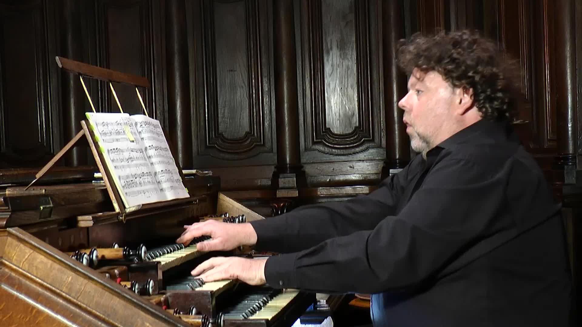 Jan Vermeire organistaren kontzertua