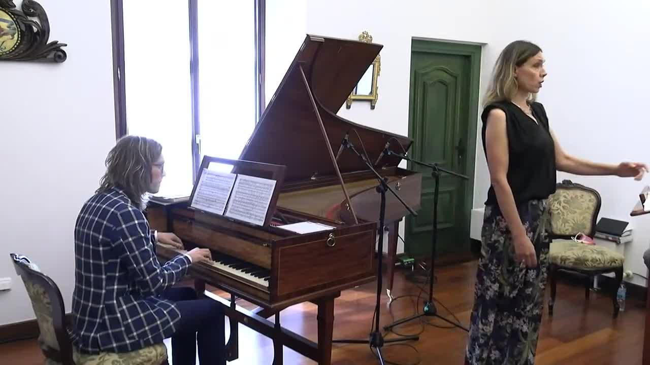 Soprano eta Fortepiano kontzertua