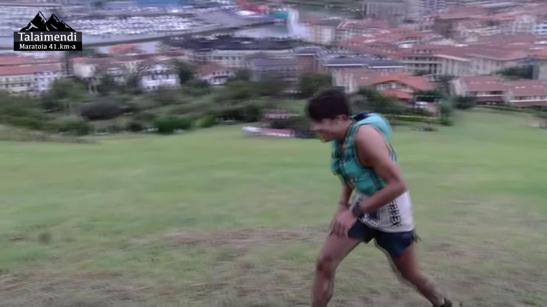 Zumaia Flysch trail 2021